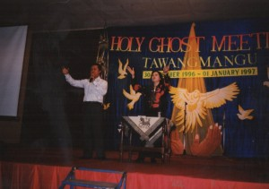 Holy Ghost Meeting - Tawangmangu