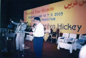 Pakistan - Marilyn Hickey